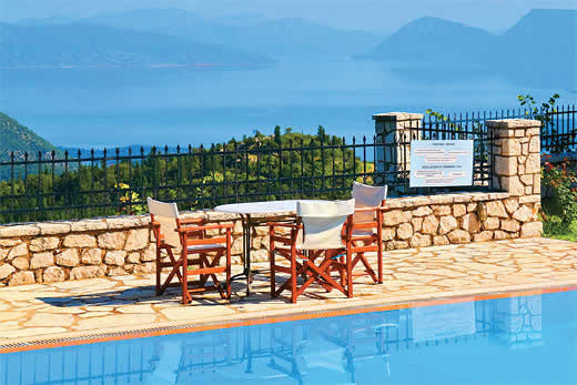 £785.00 for Lefkas self catering holiday