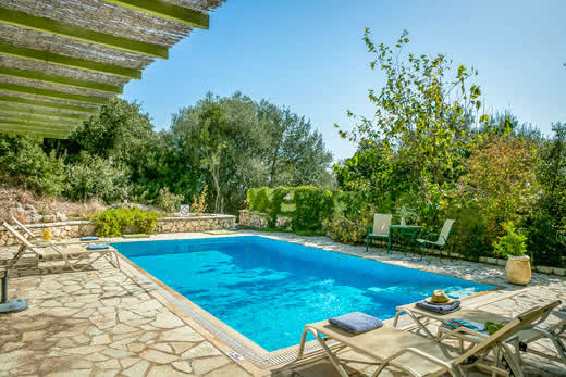 £594.00 for Lefkas self catering holiday