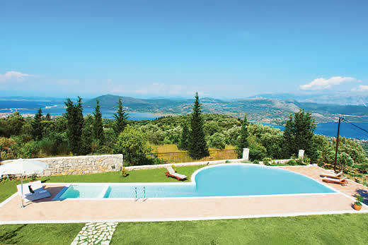 £1010.00 for Lefkas self catering holiday