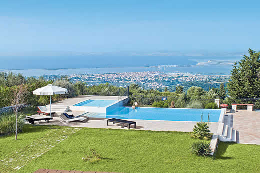 £1089.00 for Lefkas self catering holiday