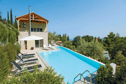Holiday offer for Lefkas self catering