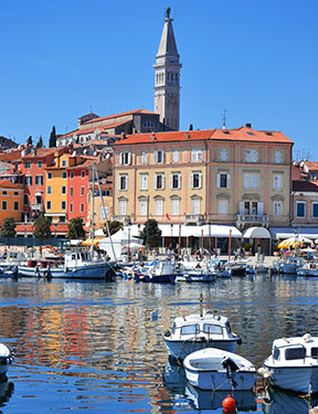 In the area of Rovinj