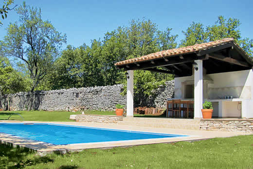 £1002.00 for Istria self catering holiday