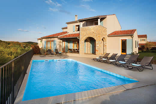 £1545.00 for Istria self catering holiday villa