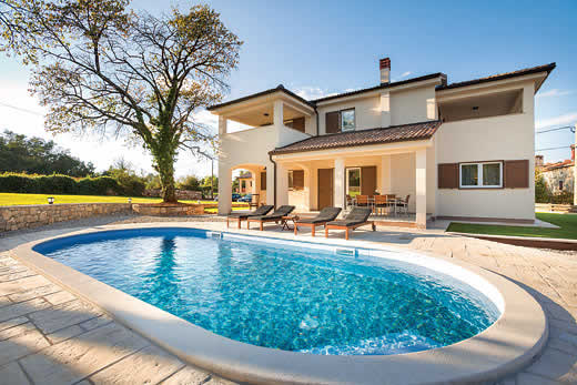 £1049.00 for Istria self catering holiday