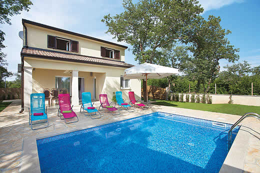 £624.00 for Istria self catering holiday villa