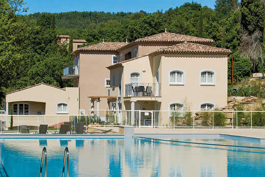 Provence a great place to enjoy a self catering holiday villa