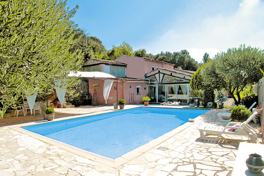 £1529.00 for Provence self catering holiday villa