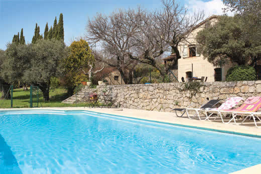 £2278.00 for Provence self catering holiday