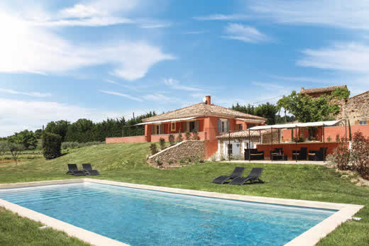 £1311.00 for Provence self catering holiday villa