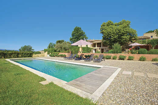 Enjoy a great self catering holiday in  Provence