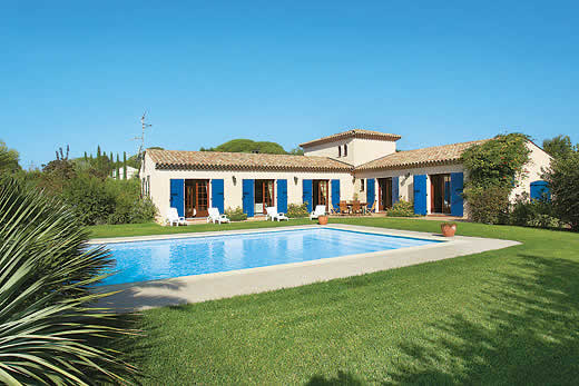 Enjoy a great self catering holiday villa in Provence