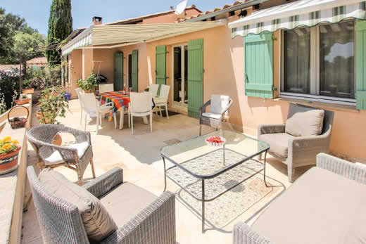 £1222.00 for Provence self catering holiday