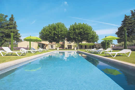 £3675.00 for Provence self catering holiday