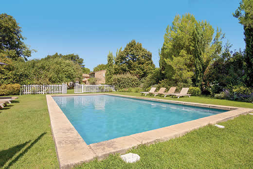 £4747.00 for Provence self catering holiday