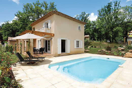 £1045.00 for Provence self catering holiday