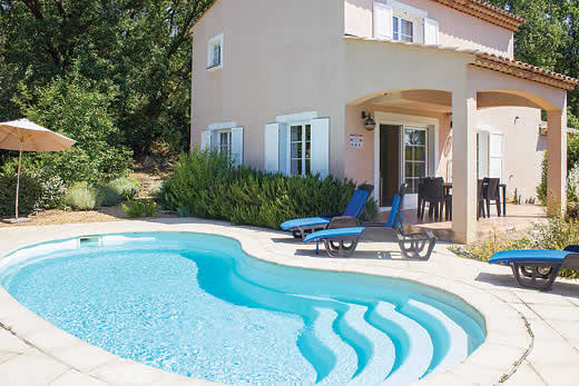 £656.00 for Provence self catering holiday villa