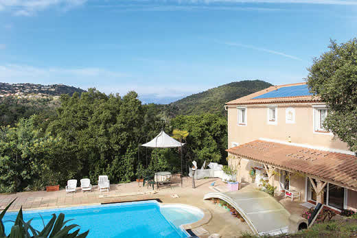 £2193.00 for Cote d`Azur self catering holiday