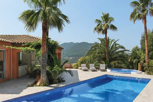 £4354.00 for Cote d`Azur self catering holiday