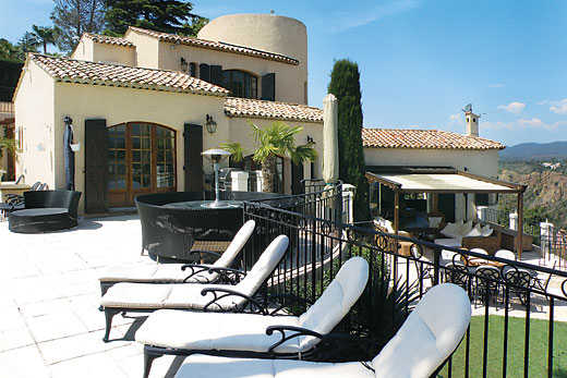 Holiday photo of La Sarriette villa