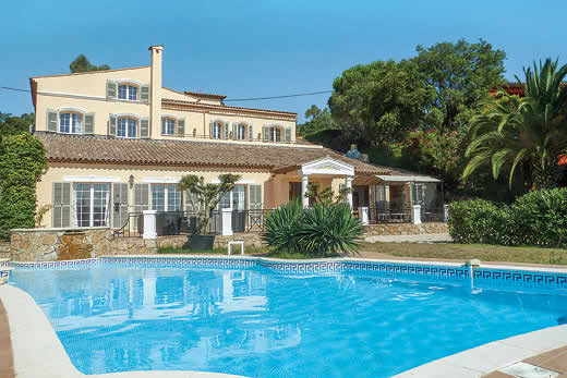 £5170.00 for Cote d`Azur self catering holiday