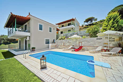 £848.00 for Skiathos self catering holiday