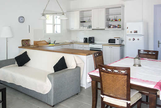 Holiday villa offer for Skopelos with swimming pool