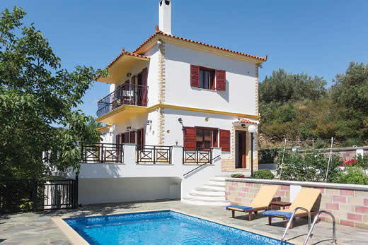 Holiday offer for Skopelos self catering
