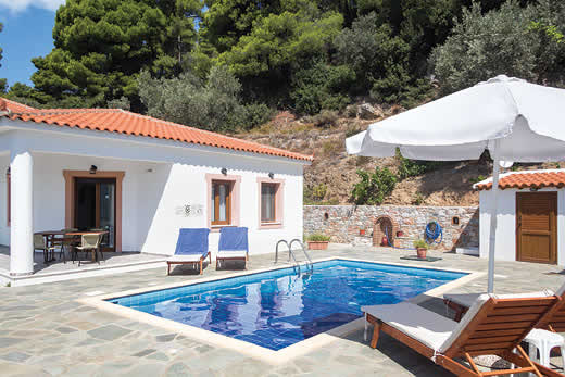 £422.00 for Skopelos self catering holiday