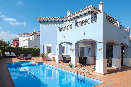 £534.00 for Costa Calida self catering holiday