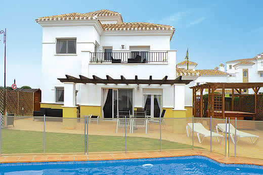 Enjoy a great self catering holiday in  Costa Calida