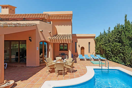 £1078.00 for Costa Calida self catering holiday