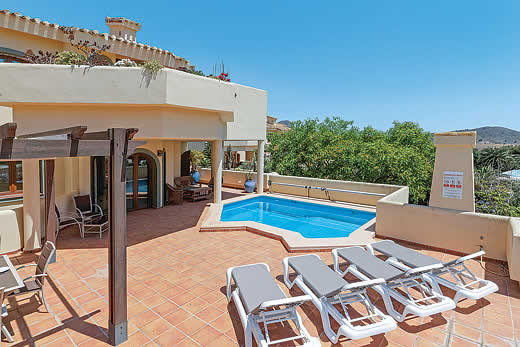 £1008.00 for Costa Calida self catering holiday