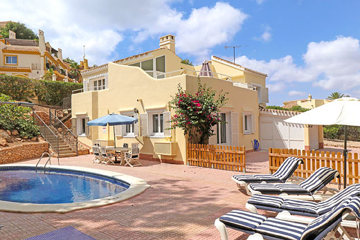 £1351.00 for Costa Calida self catering holiday