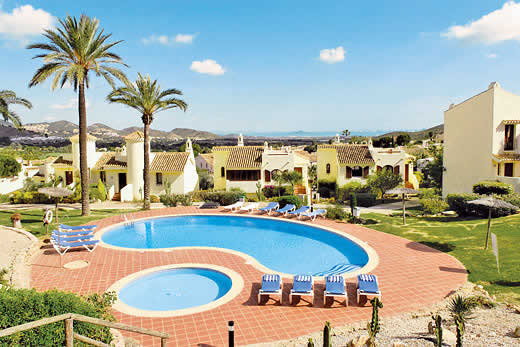 £924.00 for Costa Calida self catering holiday