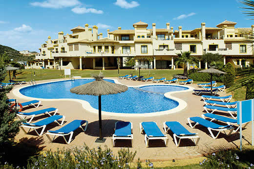 £833.00 for Costa Calida self catering holiday