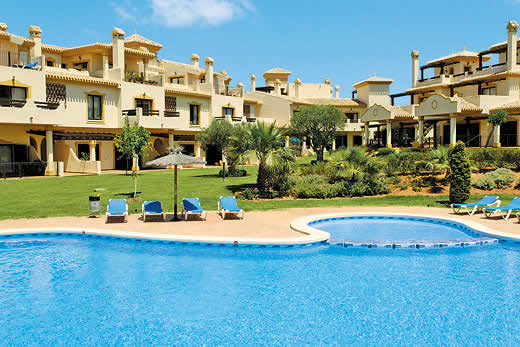 £798.00 for Costa Calida self catering holiday