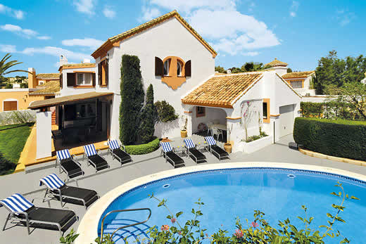£1161.00 for Costa Calida self catering holiday
