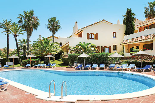 £770.00 for Costa Calida self catering holiday