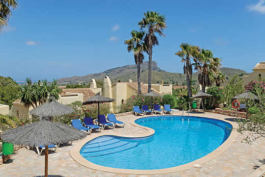 £959.00 for Costa Calida self catering holiday