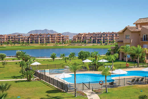 £651.00 for Costa Calida self catering holiday