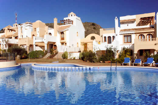 £1029.00 for Costa Calida self catering holiday