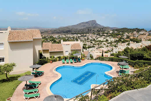 £973.00 for Costa Calida self catering holiday