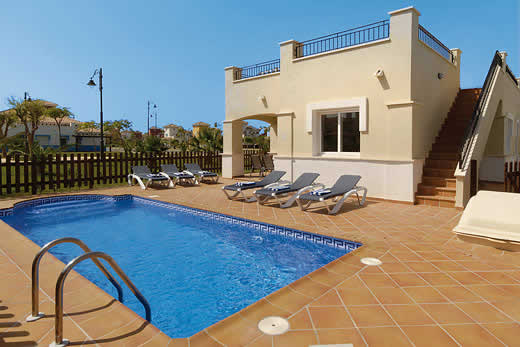 £812.00 for Costa Calida self catering holiday