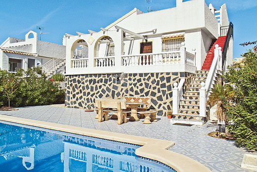 £610.00 for Costa Calida self catering holiday