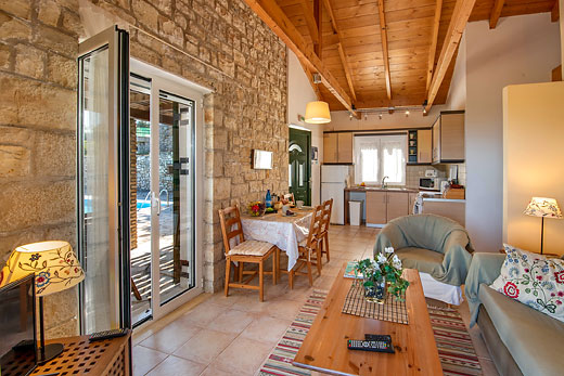 Holiday offer for Paxos self catering