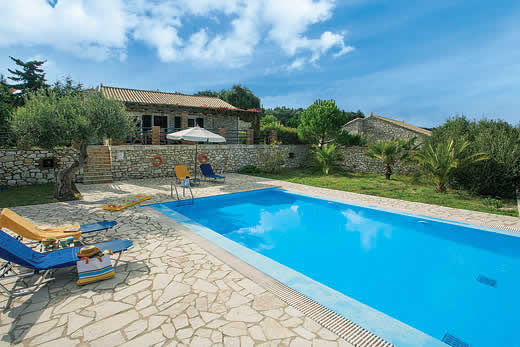 £603.00 for Paxos self catering holiday