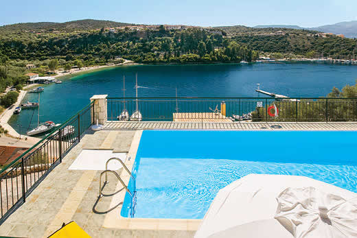 Holiday offer for Meganissi self catering