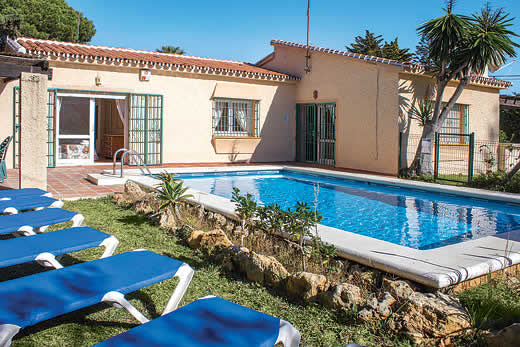 £349.00 for Costa del Sol self catering holiday