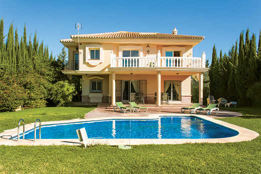 £968.00 for Costa del Sol self catering holiday